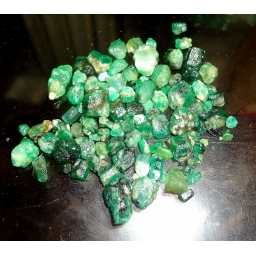Colombian Emerald Rough 60 ..