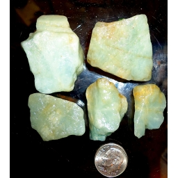Aquamarine Rough 450 cts 25..
