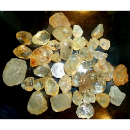 1000 cts  5 to 30 mm Topaz ..