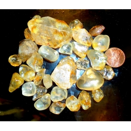 750 cts  5 to 40 mm Topaz r..