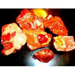 Mexican Fire Opal 300 cts 2..