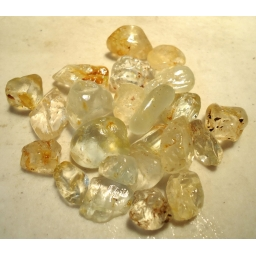 Topaz rough 400 cts  10 to ..