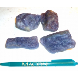 Iolite Loose Rough 1600 cts ..