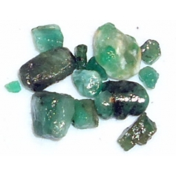 Natural Colombian Emerald 18..