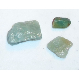 Raw Natural Aquamarine Rough..