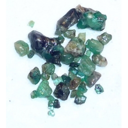 Natural Colombian Emerald 16..