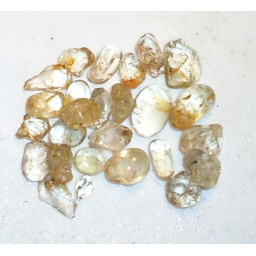 Topaz rough Natural 120 cts ..