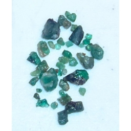 Natural Colombian Emerald 10..