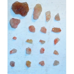 Raw Natural Rainbow Sunstone..