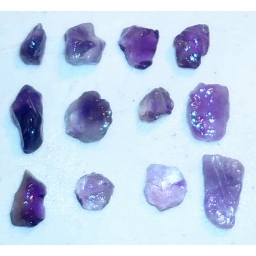 Amethyst Rough 75 cts 10 To ..