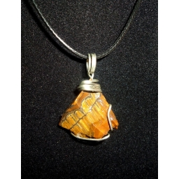 Tigers eye Natural Stone Nec..