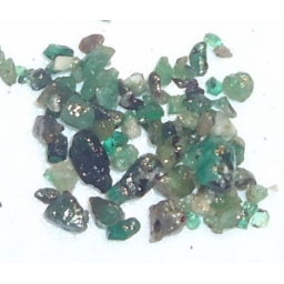 Natural Colombian Emerald 12..