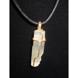 Raw Natural Selenite Cr..