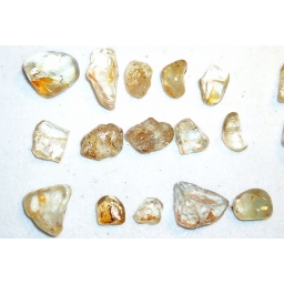 African River bed Topaz..