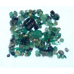 Emerald Rough 25 cts  2 To 1..