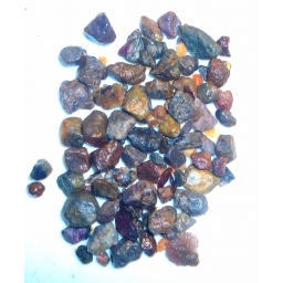 Mixed Sapphire 430 cts 5 To ..