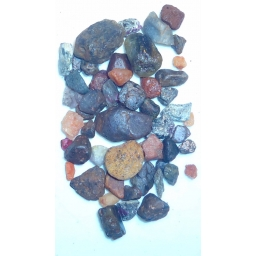 Mixed Sapphire 200 cts 5 To ..