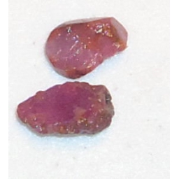 Natural Raw Ruby 7 cts 15X9X..
