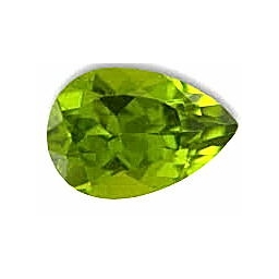 1 ct 10x7x5 mm Peridot ..