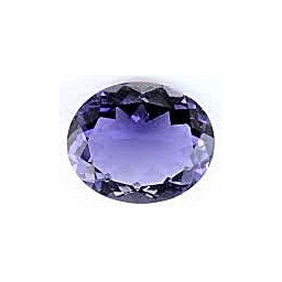Iolite 1 ct 8x6x4 mm 17..