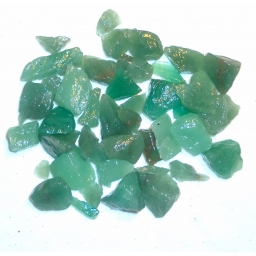 Green Quartz 600 cts 20 To 2..