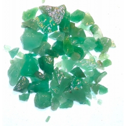 Green Quartz 400 cts 10 To 2..