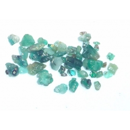 Emerald Rough 15 cts  5 To 9..
