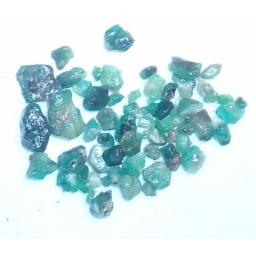 Emerald Rough 25 cts  5 To 1..