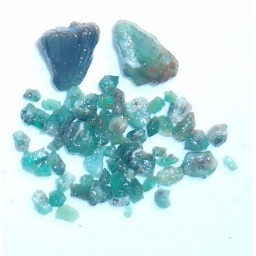 Emerald Rough 35 cts  5 To 1..