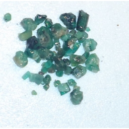 Emerald Rough 20 cts  3 To 9..