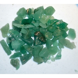 Green Quartz 500 cts 10 To 3..