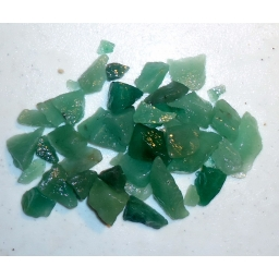 Green Quartz 360 cts 5 To 25..