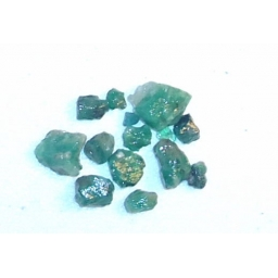 Emerald Rough 20 cts  5 To 1..