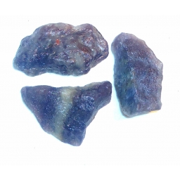Iolite Rough  280 cts 30  MM..