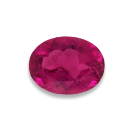 Rubellite Tourmaline Faceted..