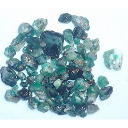 Columbian Emerald Rough 80 c..