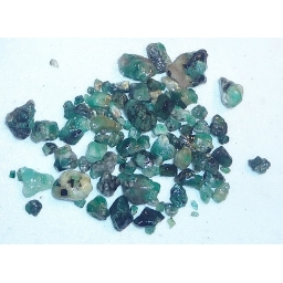 Columbian Emerald Rough 130 ..
