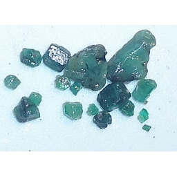 Columbian Emerald Rough 20 c..