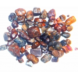 Mixed Sapphire 400 cts 10 To..