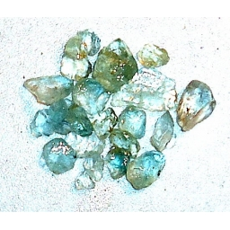 10 to 20 MM Blue Topaz Rough..