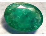 .60 cts 7x6x4 mm Loose faceted Colombian Emerald..