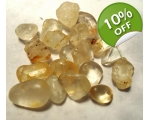 5 Pound lots  5 to 20 mm Topaz rough for sale 36..