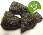 One Pound Lots 30 to 50 mm Chromite Natural 659AA