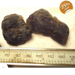 Iolite Rough Loose 56 grams..
