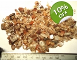 6 oz  2 to 10 mm Topaz crystals rough for sale 4..
