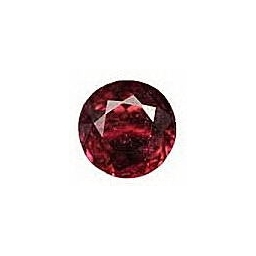 Faceted Rubellite Tourm..