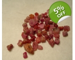 45 cts  2 to 5 mm Rough natural Ruby for sale  8..