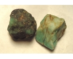 190 cts 25x25x25 mm Rough Colombian Emerald for ..