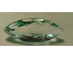 1.5 cts 13x5x5mm Loose faceted Aquamarine Natura..