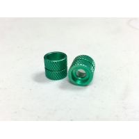 Extended Length Focusing Ring - Green Anodized